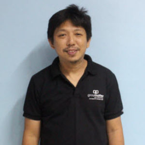 Richard Quisumbing, Lead Developer